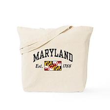 Maryland Tote Bag