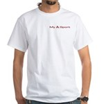 My Sport - Wrestling White T-Shirt