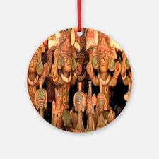 Little Gods Ornament (Round)