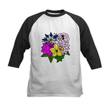 Lady Bug Flower Bed Tee