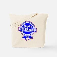 Trophy Husband Tote Bag