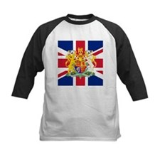 UK Flag and Coat of Arms Tee