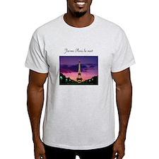 Cute Eiffel T-Shirt