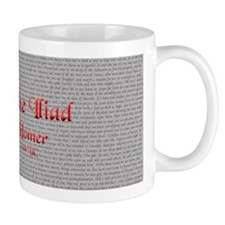 The Iliad Coffee Mug