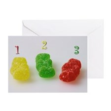 Gummy Bears Greeting Cards (Pk of 10)