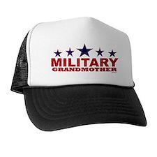 Military Grandmother Trucker Hat