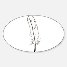 Light as A Feather Decal