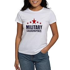 Military Grandmother Tee