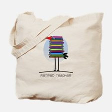 Retired Teacher II Tote Bag