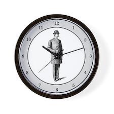 Dapper Wall Clock