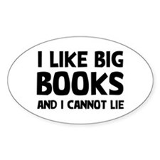 I Big Books Decal