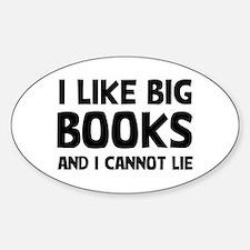 I Big Books Stickers