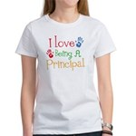 Principal Appreciation Gift Women's T-Shirt