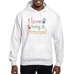 Principal Appreciation Gift Hooded Sweatshirt