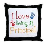 Principal Appreciation Gift Throw Pillow