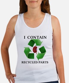 Women's Recycled Parts Tank Top