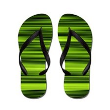 Cute Going green Flip Flops
