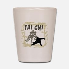 Tai Chi Shot Glass