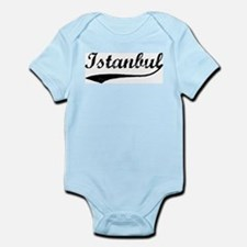 Vintage Istanbul Infant Creeper