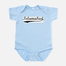 Vintage Islamabad Infant Creeper