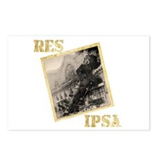 Res Ipsa Postcards (Package of 8)