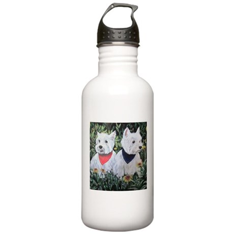 Fancy and Grumpy Stainless Water Bottle 1.0L