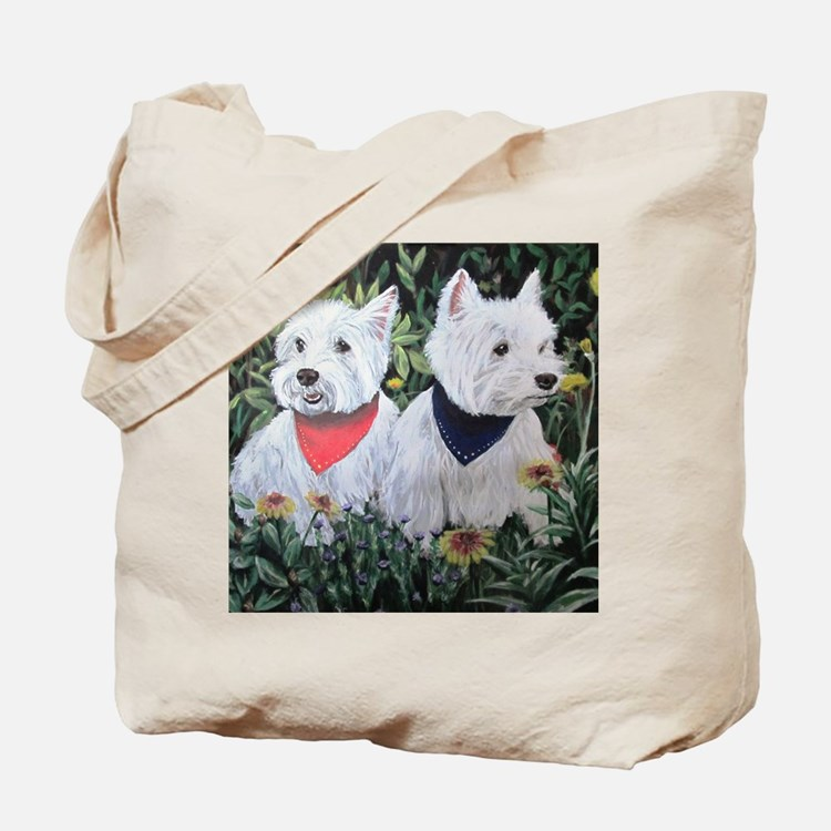 Fancy and Grumpy Tote Bag