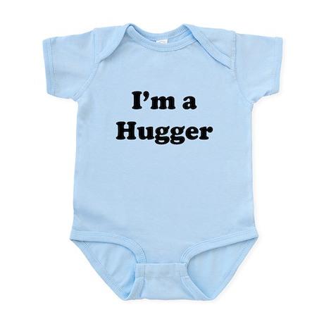 I'm a Hugger Infant Bodysuit