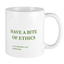 Have a Bite of Ethics (Green Letters)