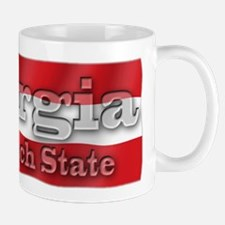Georgia The Peach State Mug