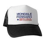 Mondale ferraro Trucker Hats