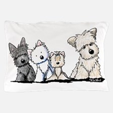 Terrier Time Pillow Case