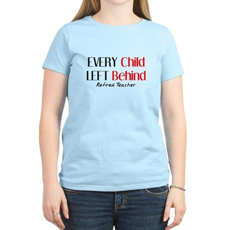 Retired Teacher II Women's Light T-Shirt
