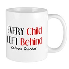 Retired Teacher II Mug