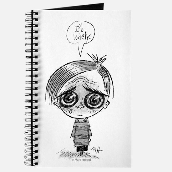 I'b Lodely Journal