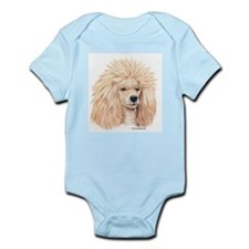 Poodle Infant Creeper