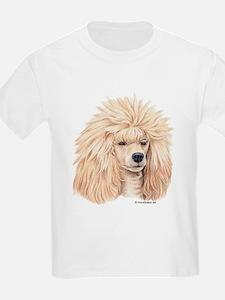 Poodle Kids T-Shirt