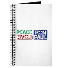 Peace Love Ron Paul Journal