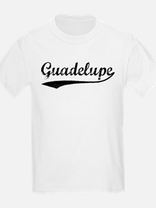 Vintage Guadelupe Kids T-Shirt
