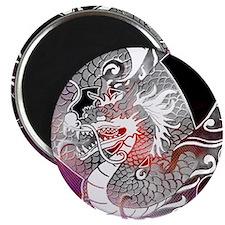 Unique Dragon art Magnet