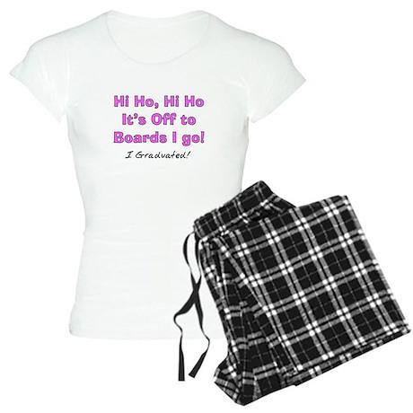 Nurse Graduation Women's Light Pajamas