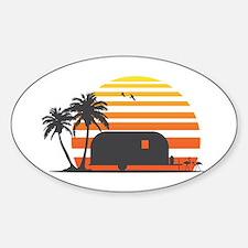 California Streamin' Bumper Stickers