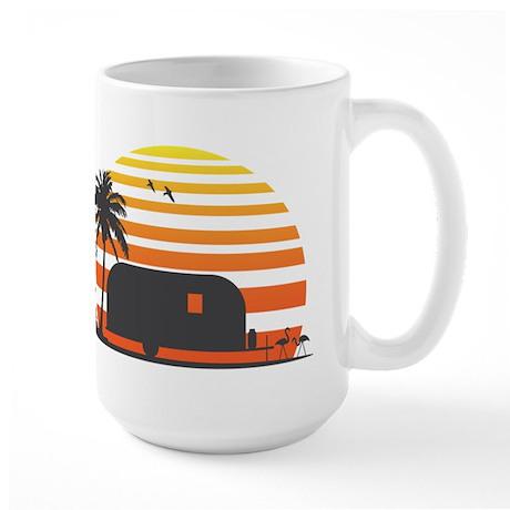 California Streamin' Large Mug