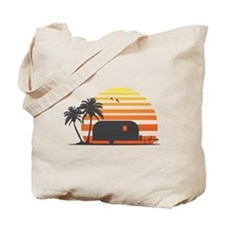 California Streamin' Tote Bag