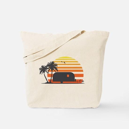 California Streamin' Tote Bag