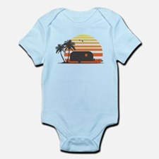 California Streamin' Infant Bodysuit