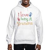 Grandma Light Hoodies