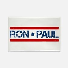 Ron Paul 2012 Rectangle Magnet