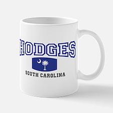 Hodges South Carolina, SC, Palmetto State Flag Mug