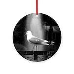 seagulls01 Ornament (Round)